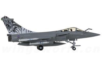 法国海军 Rafale M 阵风战斗机 27 2014 老虎会彩绘