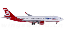 Air Berlin 柏林航空 Airbus A330-200 D-ABXA 寰宇一家