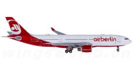 Air Berlin 柏林航空 Airbus A330-200 D-ALPA