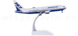 Boeing 767-200 N767BA 原厂涂装