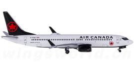 Air Canada 加拿大航空 Boeing 737 MAX 8 C-FTJV