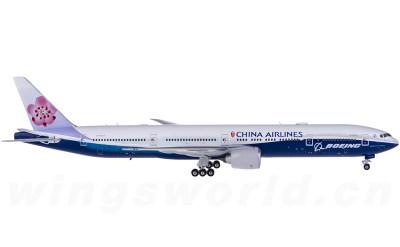 Phoenix 1:400 China Airlines 中华航空 Boeing 777-300ER B-18007 波音梦想彩绘