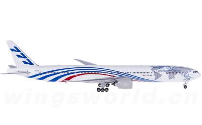 Phoenix 1:400 Boeing 777-300ER N5016R 环球彩绘