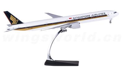 Eagle 1:200 Singapore Airlines 新加坡航空 Boeing 777-300ER 9V-SWV
