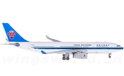 Phoenix 1:400 China Southern 中国南方航空 Airbus A330-200 B-6078