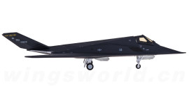 USAF 美国空军 Lockheed F-117 夜鹰 Holloman Afb 49TH Fw Forty Niners 85-0829