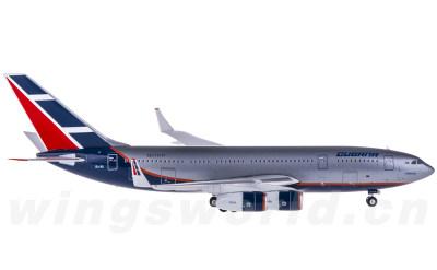 Cubana 古巴航空 Ilyushin Il-96 CU-T1717