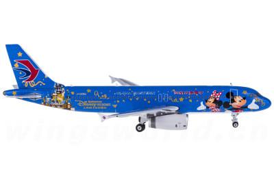 Phoenix 1:400 China Eastern 中国东方航空 Airbus A320 B-6635 迪士尼彩绘