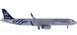 China Eastern 中国东方航空 Airbus A321 B-1838 天合联盟