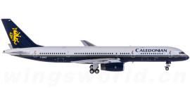Caledonian Airways 英国金狮航空 Boeing 757-200 G-BPEF