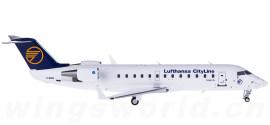 Lufthansa 汉莎航空 Bombardier CRJ100 C-GVRJ