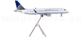 United Airlines 美国联合航空 Embraer ERJ-175 N163SY