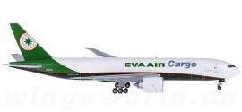 EVA Air 长荣航空 Boeing 777-200 B-16781 货机