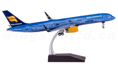 Geminijets 1:200 Icelandair 冰岛航空 Boeing 757-200 TF-FIR 80周年彩绘