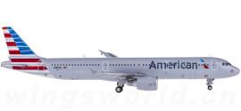 American Airlines 美国航空 Airbus A321 N187US