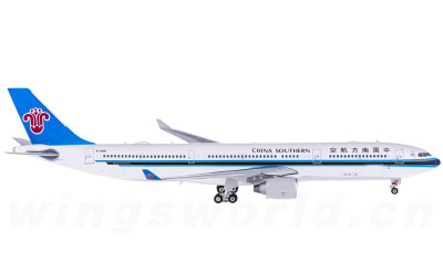 Phoenix 1:400 China Southern 中国南方航空 Airbus A330-300 B-5966