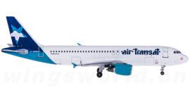 Air Transat 越洋航空 Airbus A320 F-GRSG