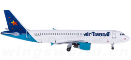Air Transat 越洋航空 Airbus A320 F-GRSH