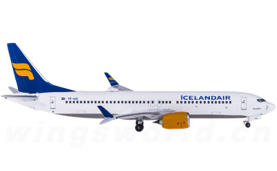 Icelandair 冰岛航空 Boeing 737 MAX 8 TF-ICE