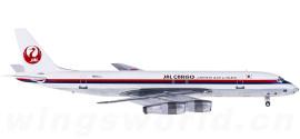Japan Airlines 日本航空 Douglas DC-8-54 N100JJ 货机