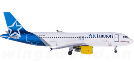 Air Transat 越洋航空 Airbus A320 C-GCKU