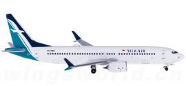 SilkAir 胜安航空 Boeing 737 MAX 8 9V-MBB