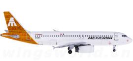 Mexicana 墨西哥航空 Airbus A320 N230RX