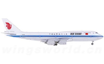 Phoenix 1:400 Air China 中国国际航空 Boeing 747-8 B-2479