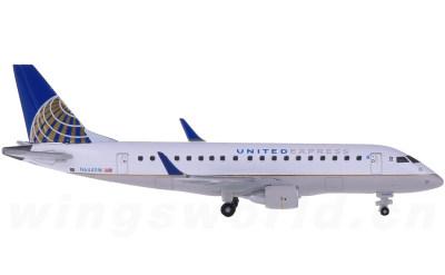 United Airlines 美国联合航空 Embraer E170 N644RW