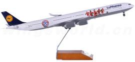 Lufthansa 汉莎航空 Airbus A340-600 D-AIHK 拜仁慕尼黑足球队彩绘