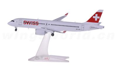 Swiss 瑞士国际航空 Bombardier CS300 HB-JCB