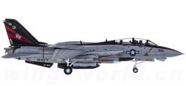美国海军 Grumman F-14A 雄猫 VF-154 Black Knights NF100