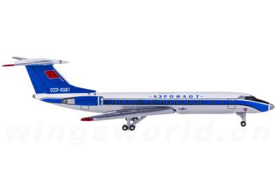 Aeroflot 俄罗斯航空 Tupolev TU-134A CCCP-65667
