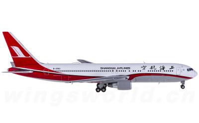 Shanghai Airlines 上海航空 Boeing 767-300 B-2563