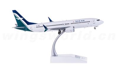 SilkAir 胜安航空 Boeing 737 MAX 8 9V-MBA