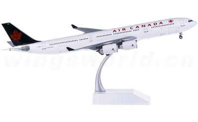 Air Canada 加拿大航空 Airbus A340-500 C-GKOL