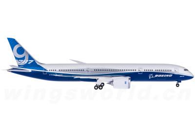 Hogan 1:200 Boeing 787-9 RR 发动机 波音梦想涂装