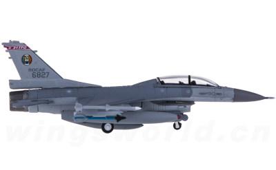 ROCAF 中国台湾空军 Lockheed Martin F-16B 战隼 嘉义基地 12st TFW