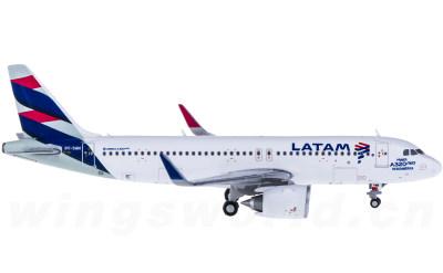 Geminijets 1:400 LATAM Airbus A320neo PT-TMN