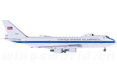 Geminijets 1:400 USAF 美国空军 Boeing E-4B 40787 国家空中指挥中心