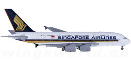 Singapore Airlines 新加坡航空 Airbus A380 9V-SKA