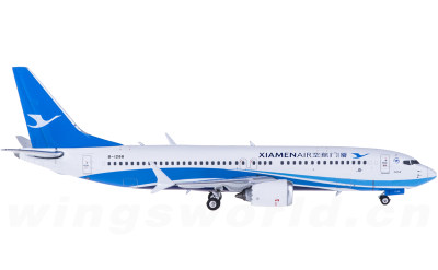Phoenix 1:400 XiamenAir 厦门航空 Boeing 737 MAX 8 B-1288