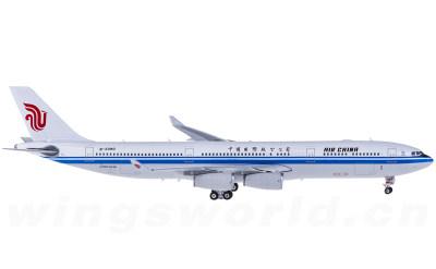 Air China 中国国际航空 Airbus A340-300 B-2390