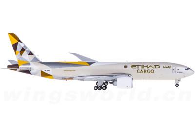 Etihad Airways 阿提哈德航空 Boeing 777-200F A6-DDD 货机