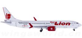 Lion Air 狮子航空 Boeing 737 MAX 9 HS-LSH