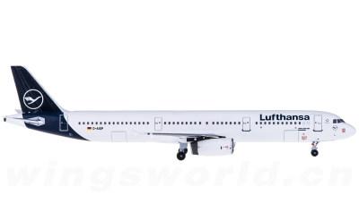 Lufthansa 汉莎航空 Airbus A321 D-AISP