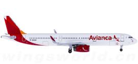 Avianca 哥伦比亚航空 Airbus A321 N692AV
