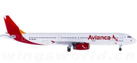Avianca 哥伦比亚航空 Airbus A321 N570TA