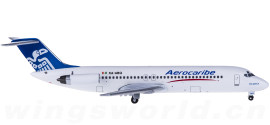 Aerocaribe McDonnell Douglas DC-9-30 XA-ABQ