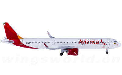Avianca 哥伦比亚航空 Airbus A321Neo N759AV
